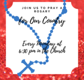 Rosary for Our Country