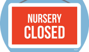 Nursery Closed
