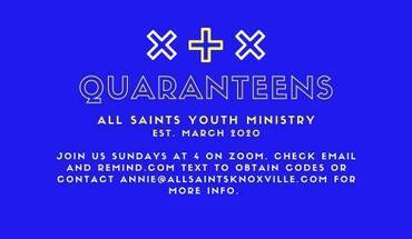 Quaranteens Ministry is Back!