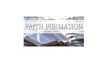 Faith Formation Registration is Open!