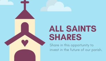 Our SHARES Campaign begins October 1st!