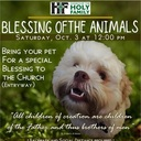 Blessing of Animals