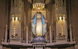 Mass at Our Lady