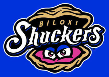 Knights of Columbus and the Biloxi Shuckers Strike Out Hunger!