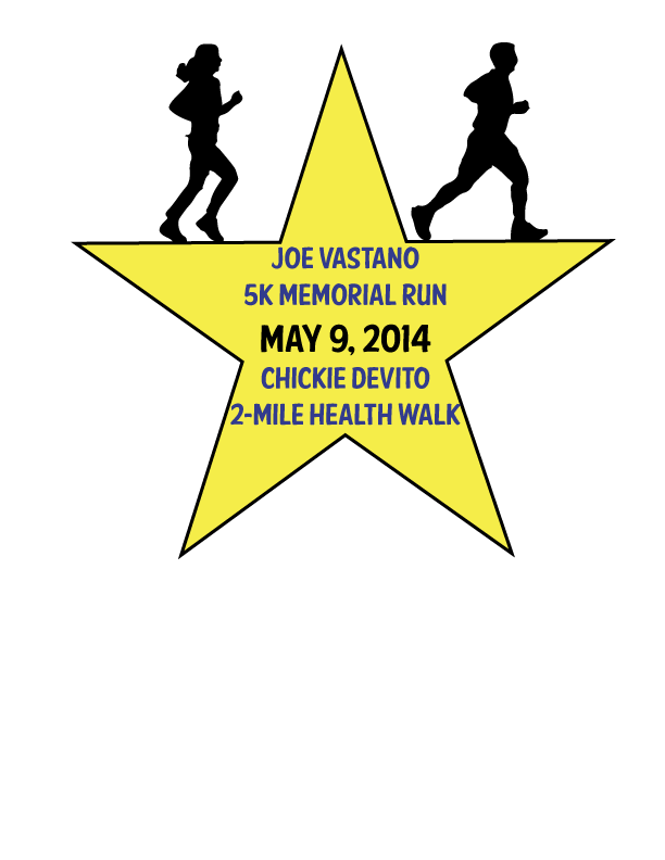 22nd Annual Joe Vastano 5K Race & Chickie De Vito Health Walk