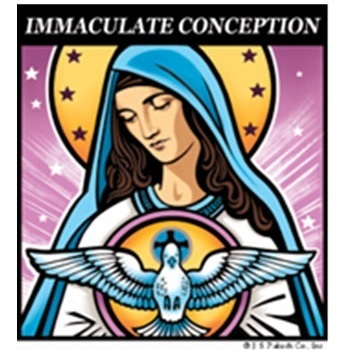 Immaculate Conception Mass Schedule