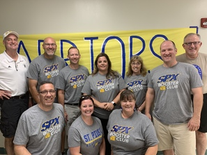 2019-2020 Board Members- Bob Lee, Joe Withrow, Dan Cummings, Amanda McConnell, Cindy Rodriguez, Brett Sharp, Dave Hughes, Dennis King, Kimberly Lanio, Carrie Emmons