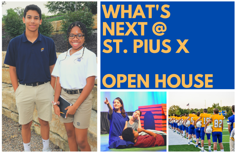 Student activities for open house