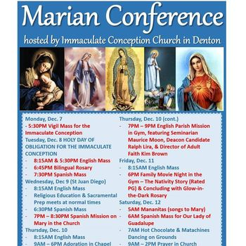 Marian Conference