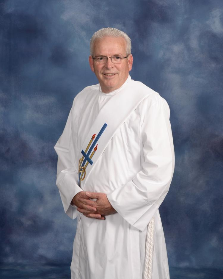 Deacon Barry Sweeden