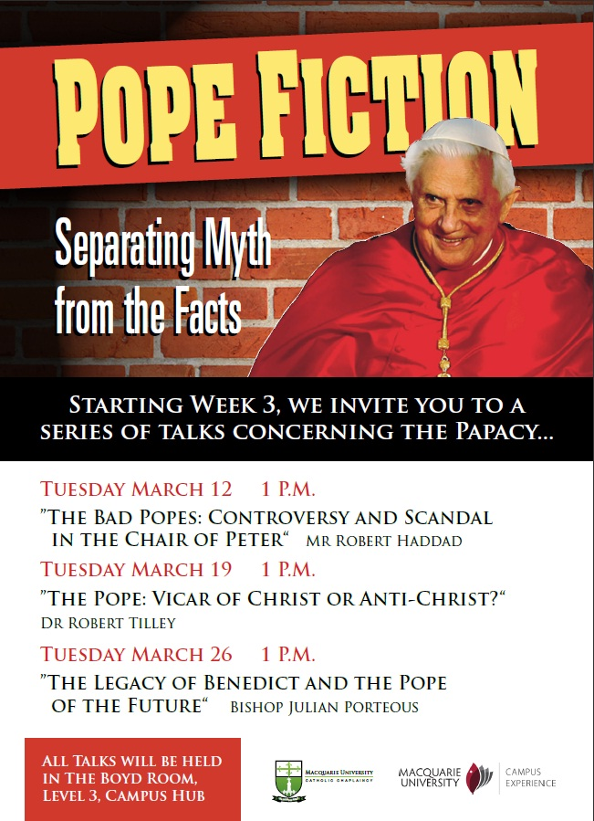 Pope Fiction: Separating Myth from the Facts