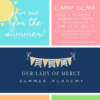 OUR LADY OF MERCY SUMMER ACADEMY