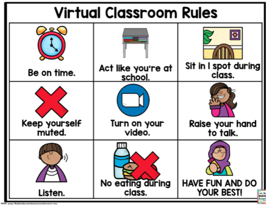 COMPUTER CLASS RULES