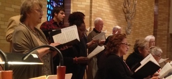 Chancel Choir Practice