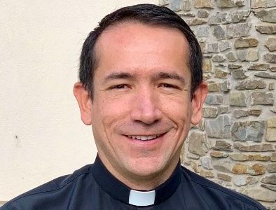 WELCOME Father Andres Cano