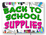 BACK TO SCHOOL SUPPLY LISTS 21-22