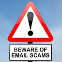 Warning! E-Mail Scam!