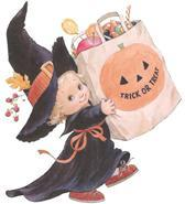 Trick or Treat for Food