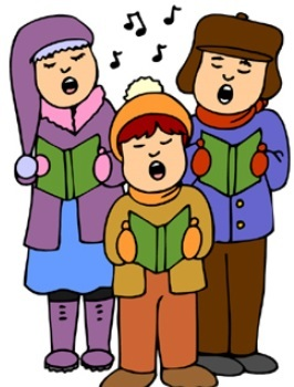 High School Youth Pizza Party & Christmas Caroling