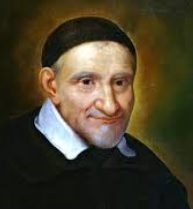 Feast Day of St. Vincent de Paul
