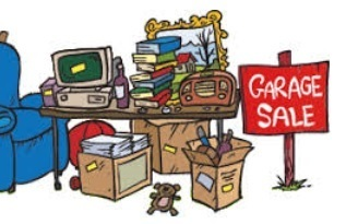 Diocese Youth Garage Sale