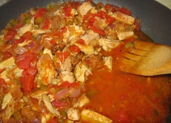 Chicken Sauce Piquant Dinners for Sale