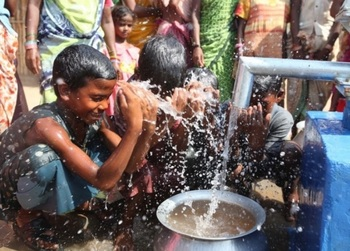 VBS Raised $700 in Donations for India!