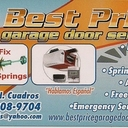 Best Price Garage Doors- Edgard h. Cuadros