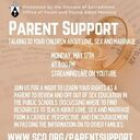 Parent Support(Love, Sex and Marriage)
