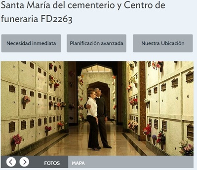 St Mary Cemetery and Funeral Service