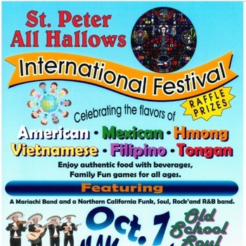 Festival Internacional de St Peter all Hallows