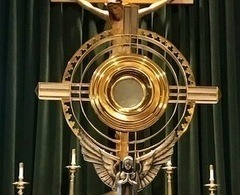 JOIN US FOR EUCHARISTIC ADORATION, IN-PERSON!