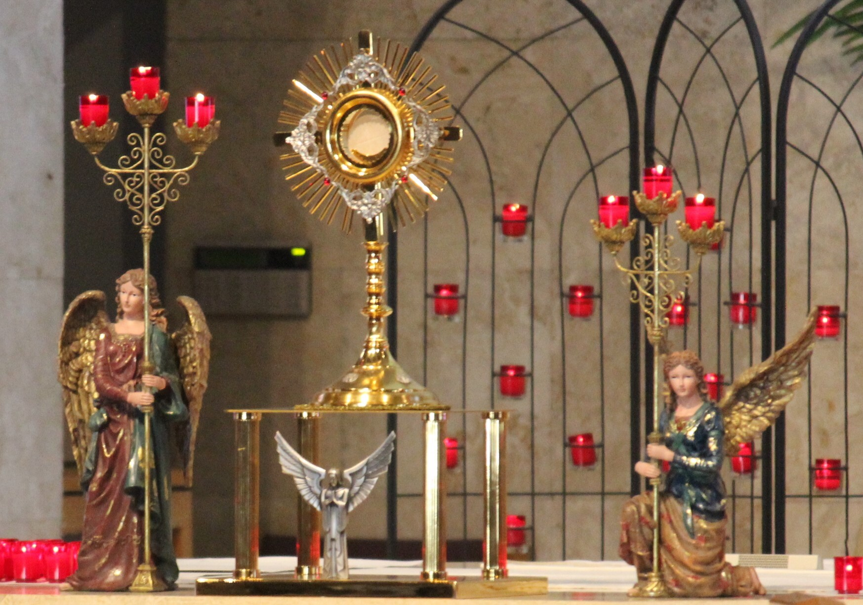 First Friday Adoration and Fellowship Night