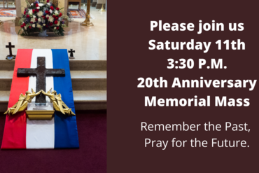 20th Commemoration of 9-11