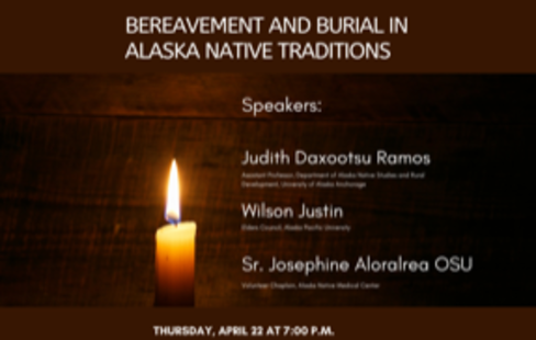 Bereavement and burial practices in Alaska Native traditions