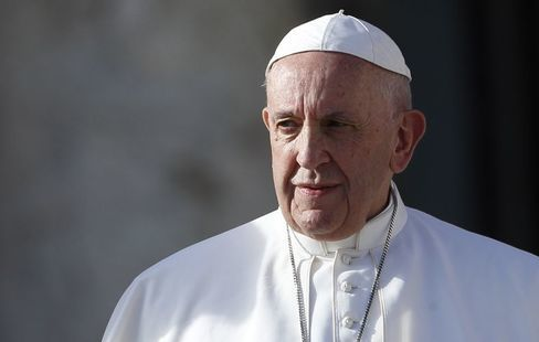 POPE PENS EDITORIAL ON JOY IN THE TIME OF CORONAVIRUS