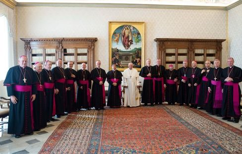 NORTHWEST BISHOPS EXPERIENCE ENCOURAGEMENT, FRATERNITY, UNITY WITH POPE
