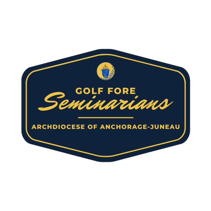 The Archbishop's Golf Tournament for Seminarian Formation provides spiritual support to Alaskans all across the Archdiocese of Anchorage-Juneau.