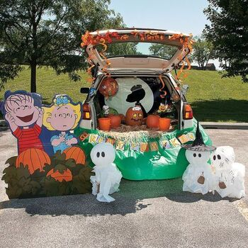 Trunk or Treat October 23
