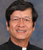 Rev. James Van Nguyen (Ordained May 31, 2008)