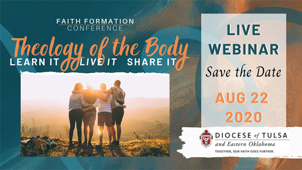 Theology of the Body Live Webinar