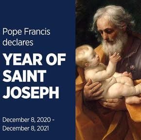 Pope Francis releases his Apostolic Letter, Patris Corde as he dedicates this year to St. Joseph