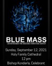 2021 Blue Mass for Public Safety Personnel