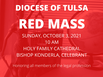 2021 Red Mass for Legal Professionals