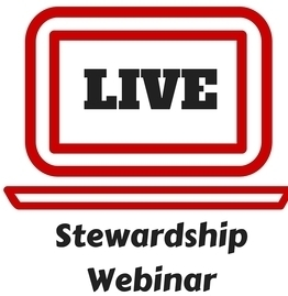 Monthly Stewardship Webinar