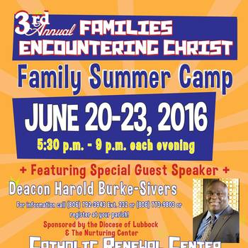 Diocesan Family Campt