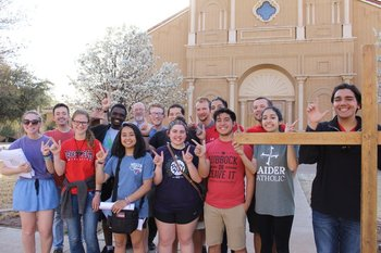 DCA Spotlight: Campus Ministry