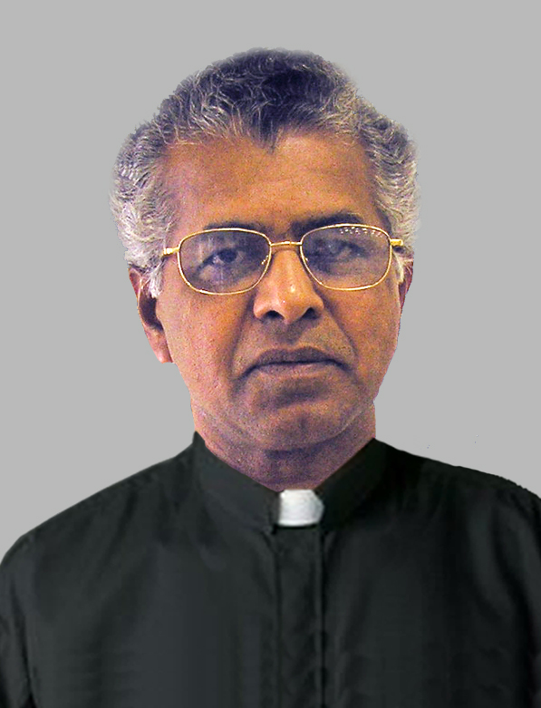 Rev. Jacob Puthuparambil, OSB