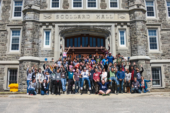 Photos from the Northern Ontario Catholic Youth Conference