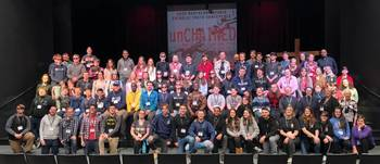 Photos from the 2020 Northern Ontario Catholic Youth Conference